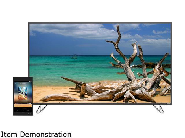 Vizio SmartCast M50-D1 50-inch 4K Ultra HD LED Smart TV - 3840 x 2160 - 360  Clear Action Rate - V8 Octa-Core Processor - 6-inch Tablet Remote - Wi-Fi