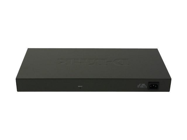 D-Link DGS-1216T Web Smart 16-Port 10//100//1000 Gigabit Network Switch