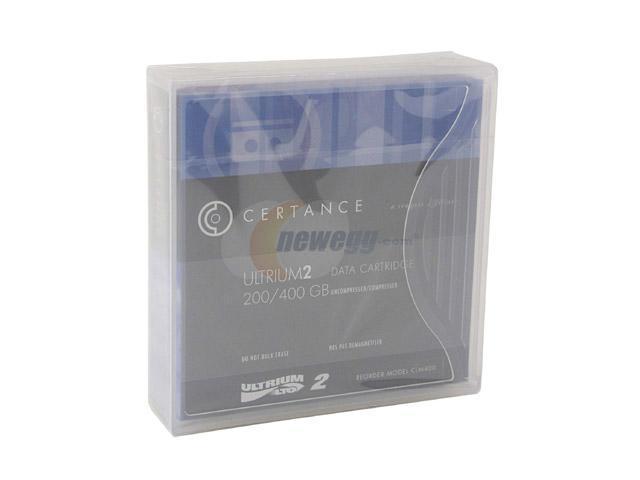 CERTANCE ULTRIUM2 WINDOWS XP DRIVER