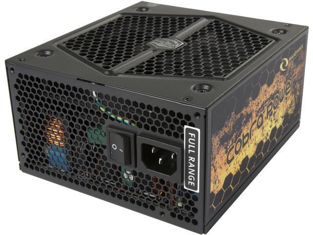 Raidmax Cobra Power 1200W 80 Plus Gold Power Supply
