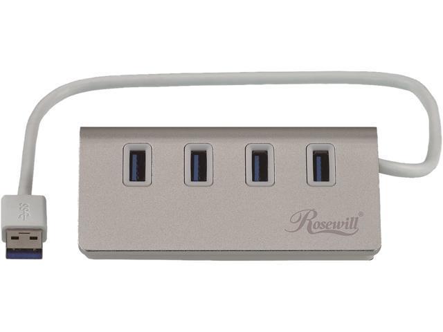 Rosewill RHB-310 USB 3 0 4 Ports Hub - Newegg com