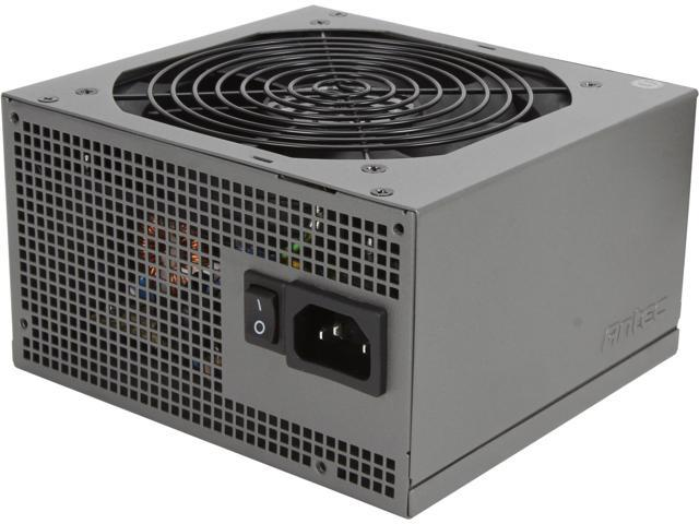 Antec NeoECO C NeoECO 520C 520W ATX12V 80 PLUS BRONZE Certified Active PFC Power Supply