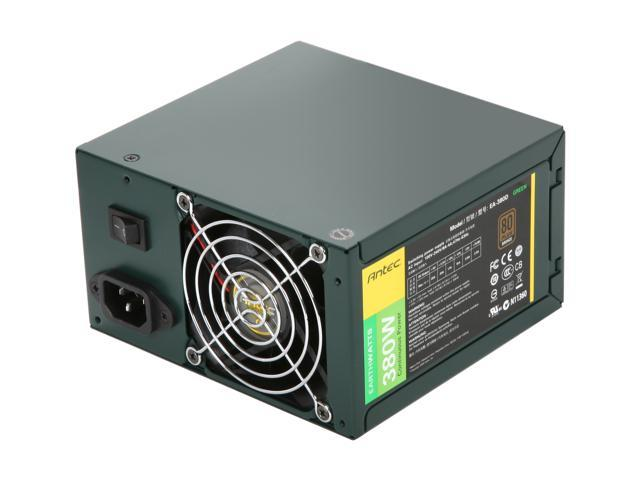 - EA-430D GREEN ATX12V V2.3 Antec Earthwatts 430W Power Supply PSU