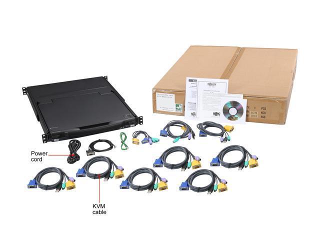 Consola Kvm Tripp Lite B020-U16-19-K Netdirector Para Rack