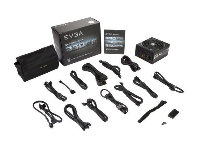 EVGA SuperNOVA 850 P2 Power Supply 220-P2-0850-X1