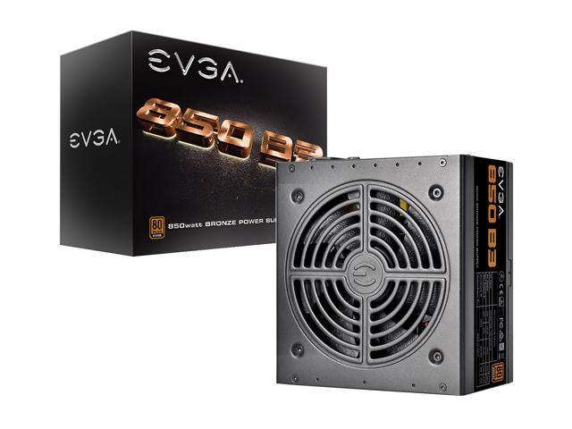 EVGA 850 B3 Power Supply 220-B3-0850-V1