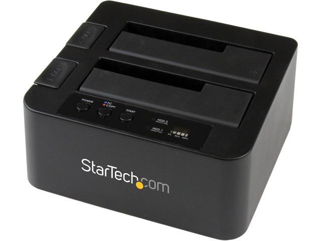 StarTech com SDOCK2U33RE USB 3 0 / eSATA 2 5/3 5