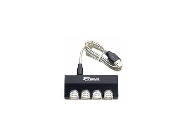Targus PA055U Ultra Mini 4-Port USB 2 0 Hub - Newegg com