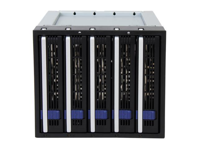 Icy Dock MB155SP-B DAS Array - 5 x HDD Supported - Newegg com