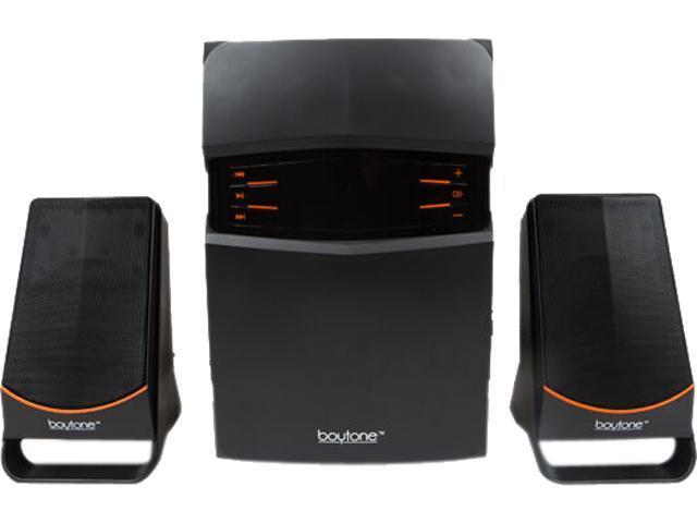 Refurb Boytone BT-3685F Wireless Bluetooth Speaker Powerful Bass System with FM