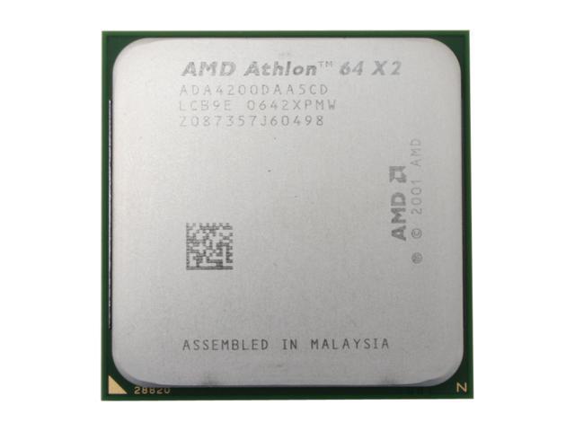 AMD ATHLON 64 X2 DUAL CORE PROCESSOR 4200 DESCARGAR DRIVER