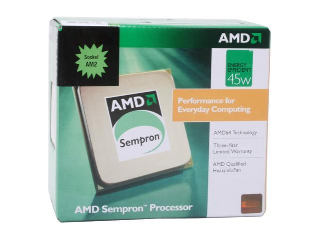 NEW DRIVER: AMD SEMPRON PROCESSOR LE 1250