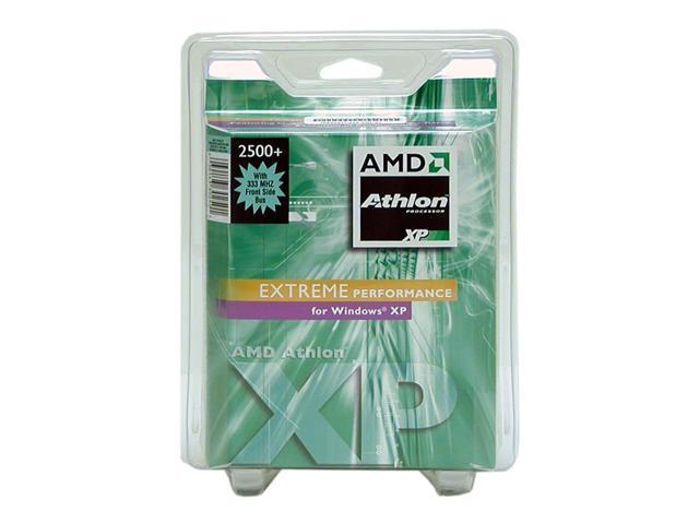 Amd Athlon Xp 2500 1 833 Ghz Socket A Axda2500box Processor Newegg Com