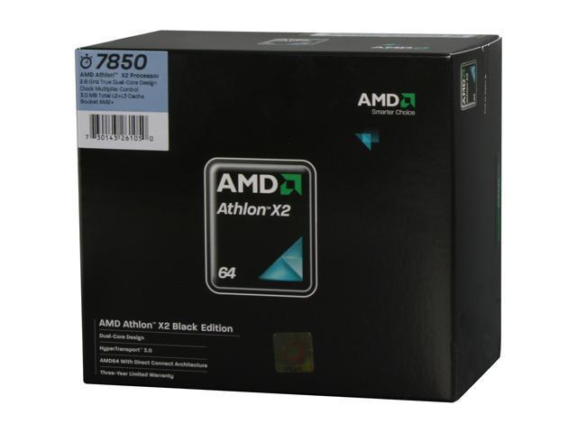 AMD ATHLON TM 7850 DUAL-CORE PROCESSOR TREIBER