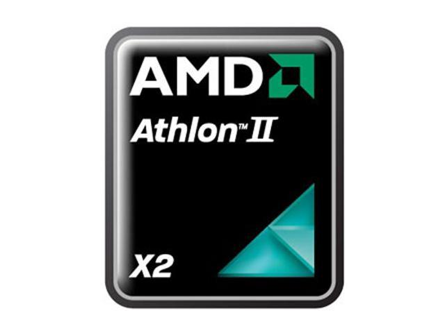 AMD Athlon II X2 215 Regor Dual-Core 2.7 GHz Socket AM3 65W ADX215OCK22GQ Processor