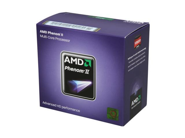 Used Very Good Amd Phenom Ii X6 1055t 2 8 Ghz Socket Am3 Hdt55tfbgrbox Desktop Processor Newegg Com