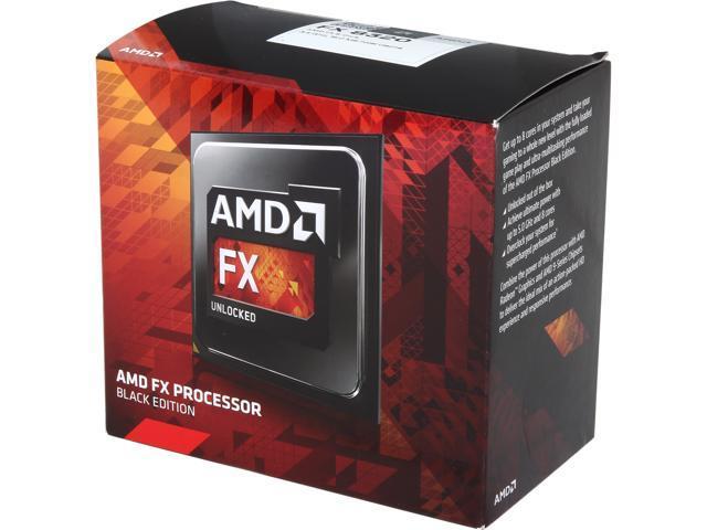 Used Like New Amd Fx 8320 3 5 Ghz 4 0 Ghz Turbo Socket Am3 Fd8320frhkbox Desktop Processor Newegg Com