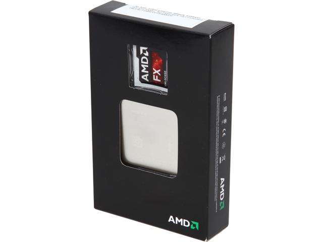 AMD FX-9370 Vishera 8-Core 4 4 GHz Socket AM3+ 220W FD9370FHHKBOF Desktop  Processor - Black Edition - Newegg ca