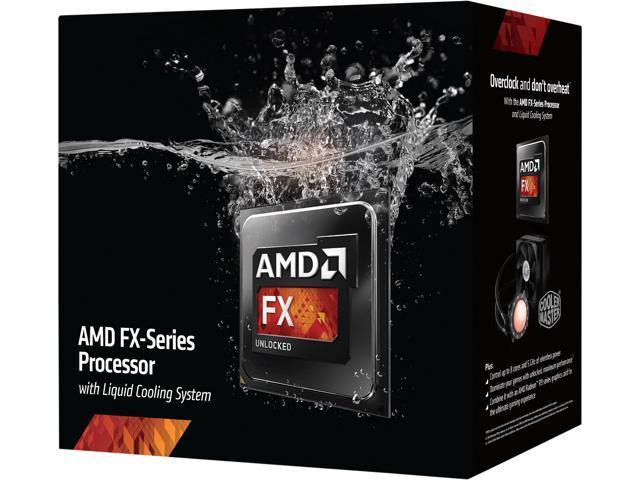 AMD FX-9590 4 7 GHz Socket AM3+ FD9590FHHKWOX Desktop Processor - Black  Edition - Newegg com