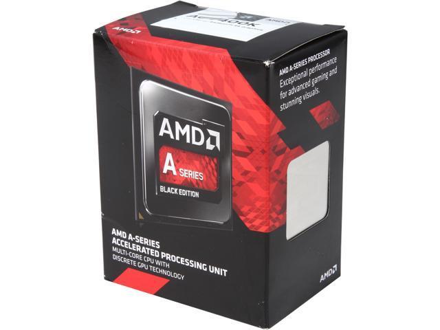 Amd A6 7400k Kaveri Dual Core 3 5 Ghz Socket Fm2 65w Ad740kybjabox Desktop Processor Amd Radeon R5 Newegg Com