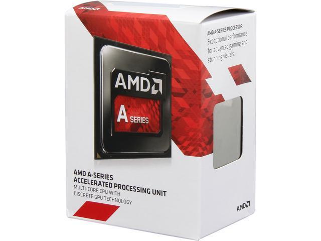 Used - Like New: AMD A8-7600 3 1 GHz Socket FM2+ AD7600YBJABOX Desktop  Processor - Newegg com