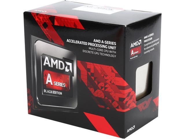 AMD A8-7650K with AMD quiet cooler Socket FM2+ AD765KXBJASBX Desktop  Processor - Newegg.com