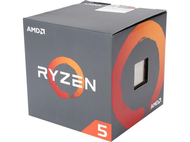 AMD RYZEN 5 1500X 4-Core 3 5 GHz (3 7 GHz Turbo) Socket AM4 YD150XBBAEBOX  Desktop Processor - Newegg com