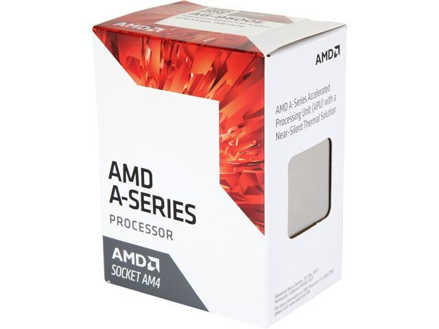 AMD A6-9500E Bristol Ridge Dual-Core 3.0 GHz Socket AM4 35W AD9500AHABBOX Desktop Processor Radeon R5