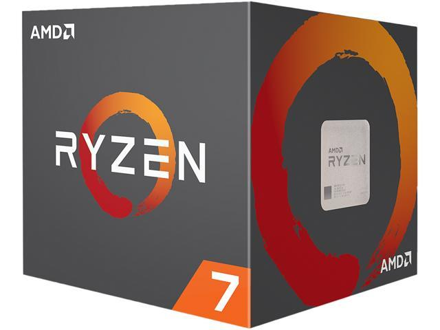 AMD RYZEN 7 2700X 8-Core 3 7 GHz (4 3 GHz Max Boost) Socket AM4 105W  YD270XBGAFBOX Desktop Processor - Newegg com