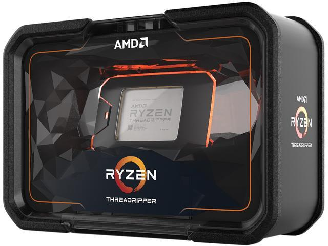 Amd 2nd Gen Ryzen Threadripper 2950x 16 Core 32 Thread 4 4 Ghz Max Boost 3 5 Ghz Base Socket Str4 180w Yd295xa8afwof Desktop Processor Newegg Com