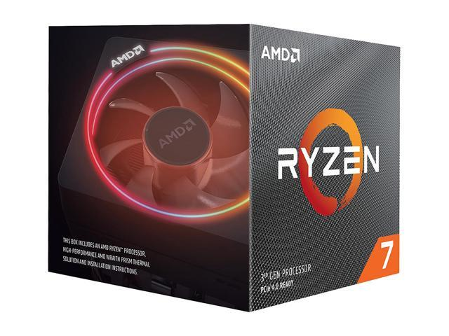 AMD RYZEN 7 3700X 8-Core 3 6 GHz (4 4 GHz Max Boost) Socket AM4 65W  100-100000071BOX Desktop Processor - Newegg com