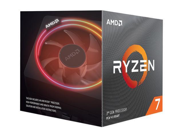 Amd Ryzen 7 3700x 8 Core 3 6 Ghz 4 4 Ghz Boost Desktop Cpu Processor Newegg Com