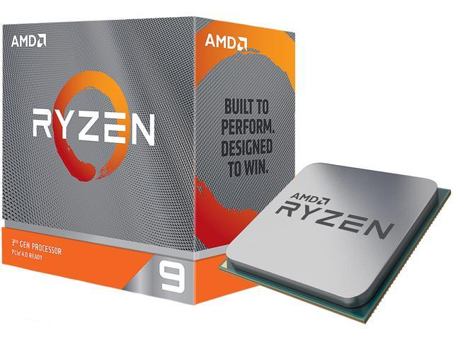 Amd Ryzen 9 3950x 3 5 Ghz Socket Am4 100 100000051wof Desktop Processor Newegg Com