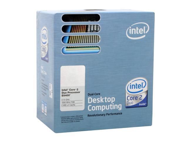 INTEL R CORE TM 2 CPU 6400 WINDOWS DRIVER DOWNLOAD