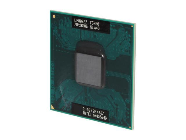 INTEL CORE 2 DUO T5750 DRIVER (2019)
