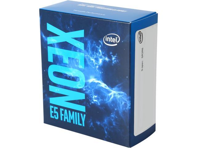 Intel Xeon E5-2620 V4 Broadwell-EP 2.1 GHz LGA 2011-3 85W BX80660E52620V4 Server Processor