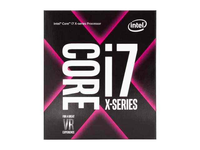 Intel Core i7-7800X Skylake-X 6-Core 3 5 GHz LGA 2066 BX80673I77800X  Desktop Processor - Newegg com