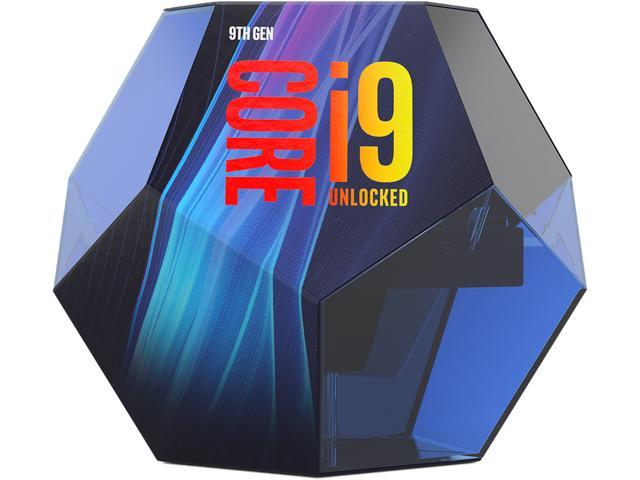 Intel Core i9-9900K Coffee Lake 8-Core, 16-Thread, 3 6 GHz (5 0 GHz Turbo)  LGA 1151 (300 Series) 95W BX80684I99900K Desktop Processor Intel UHD