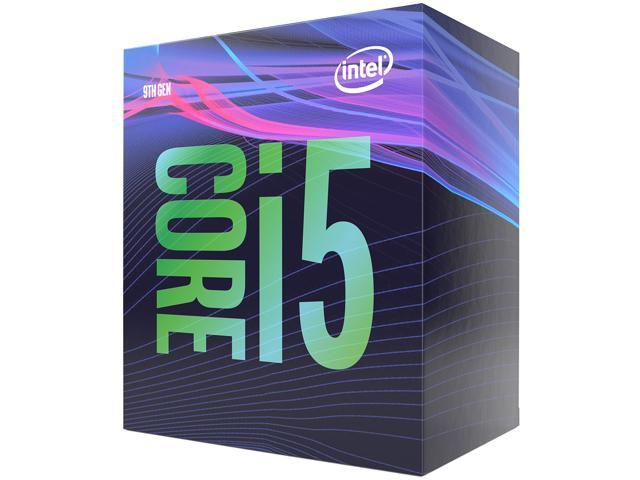Intel Core i5-9600 Coffee Lake 6-Core 3.1 GHz (4.6 GHz Turbo) LGA 1151 (300 Series) 65W BX80684i59600 Desktop Processor Intel UHD Graphics 630
