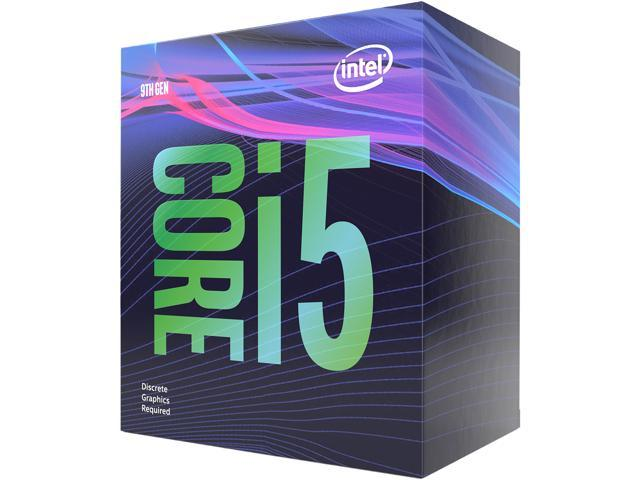 Intel Core i5-9500F Coffee Lake 6-Core 3.0 GHz (4.4 GHz Turbo) LGA 1151 (300 Series) 65W BX80684i59500F Desktop Processor Without Graphics