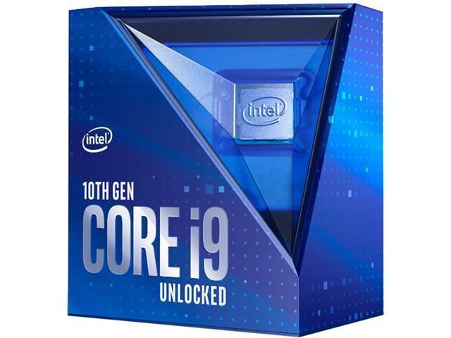 Intel i9 CPU