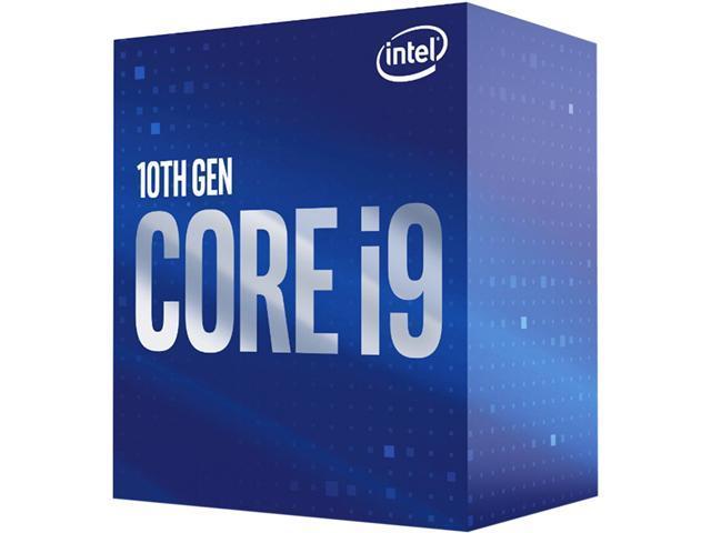 Intel Core i9-10900 Comet Lake 10-Core 2.8 GHz LGA 1200 65W BX8070110900 10th Gen Desktop Processor Intel UHD Graphics 630