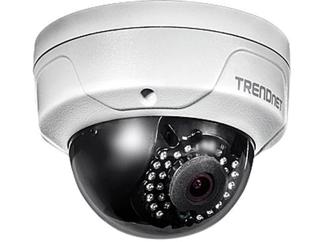 TRENDnet TV-IP315PI Indoor / Outdoor 4MP PoE Dome Day / Night IP Security  Camera - Newegg com