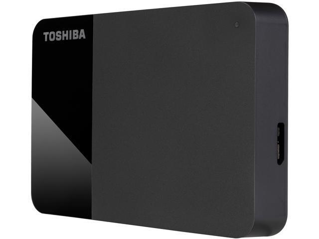 Toshiba Canvio Ready 4TB USB 3.0 Portable Solid State Drive