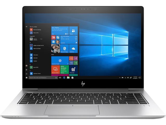 "HP Laptop EliteBook 840 G5 (3RF09UT#ABA) Intel Core i5 8th Gen 8250U (1.60 GHz) 8 GB Memory 256 GB PCIe NVMe SSD Intel UHD Graphics 620 14.0"" Touchscreen Windows 10 Pro 64-Bit"