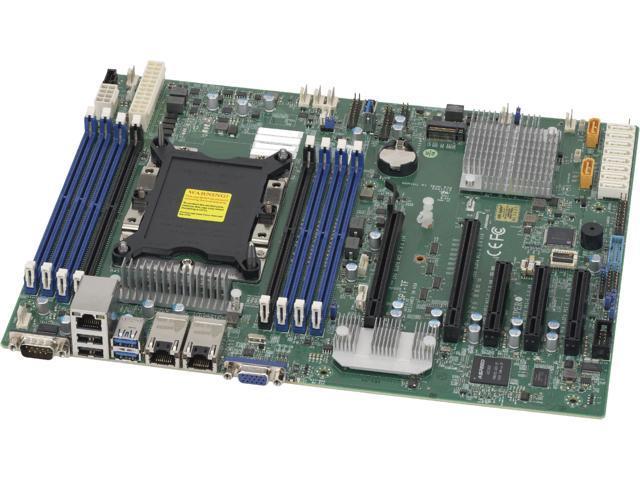Supermicro Motherboard MBD-X11SPI-TF-O Xeon Single Socket P (LGA3647) C622  Max 1TB PCI Express ATX (MBD-X11SPI-TF-O) - Newegg ca
