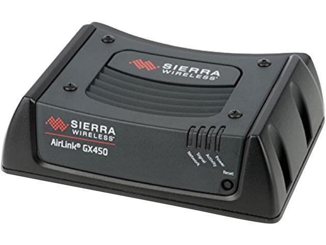 Sierra Wireless AirLink GX450/400: LTE Wireless Gateway, for Verizon ALEOS  DC I/O (1102362) - Newegg com