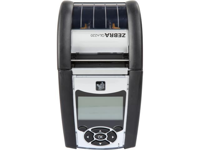 Zebra QN2-AUNA0M00-00 QLn220 2-inch Mobile Label Printer - Newegg com