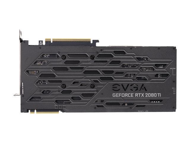 EVGA GeForce RTX 2080 Ti FTW3 ULTRA GAMING, 11G-P4-2487-KR, 11GB GDDR6,  iCX2 & RGB LED - Newegg com