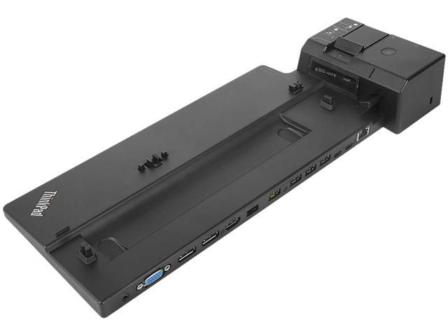 Lenovo 40AJ0135US Thinkpad Ultra Docking Station - Docking Station - 135  Watt - Us - For Thinkpad L480, L580, P52S, T480, T480S, T580, X1 Carbon  20Kg,